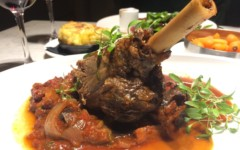 Braised French Trimmed Lamb Shank