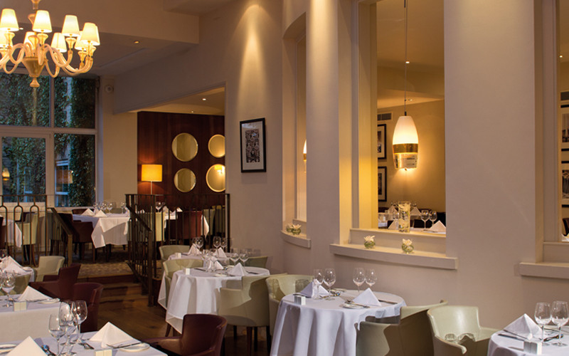 Sopwell House Restaurant review