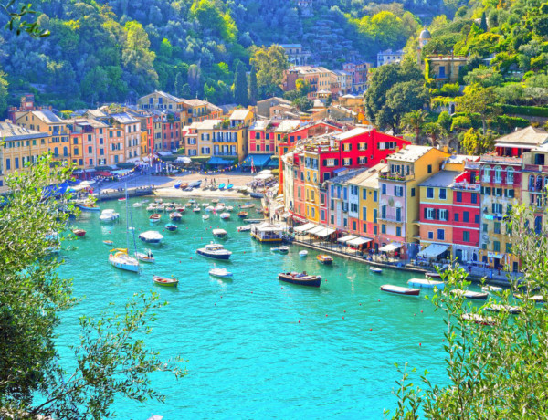 Portofino. Photo credit: Zero Zero One Travel